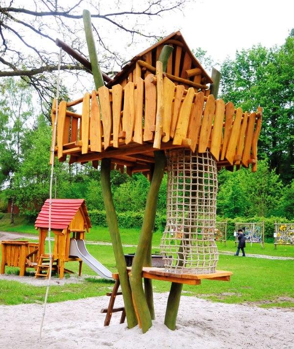 8 case sugli alberi - Costruire case sugli alberi ...